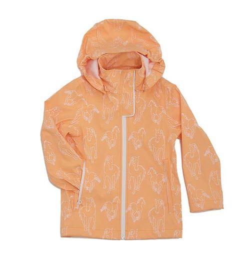 Horseware Kids' Rain Jacket - Apricot