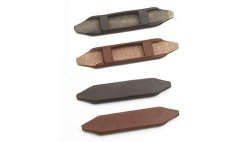 Equi-Essentials EcoPure Rubber Curb Chain Guard - Brown