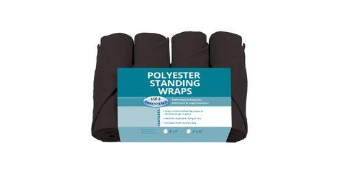 Equi-Essentials Poly 9ft Standing Wraps - Blue