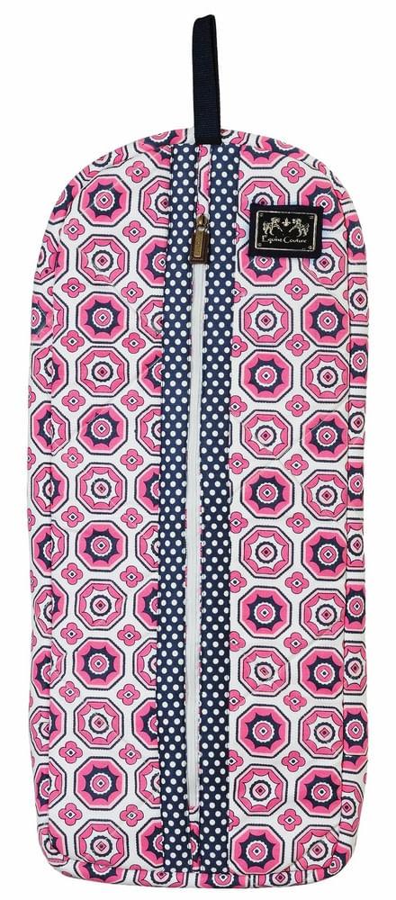 Equine Couture Kelsey Bridle Bag - Hot Pink