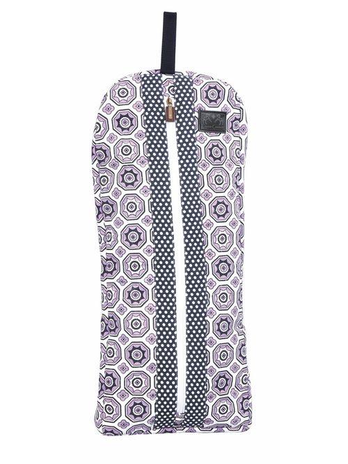 Equine Couture Kelsey Bridle Bag - Purple