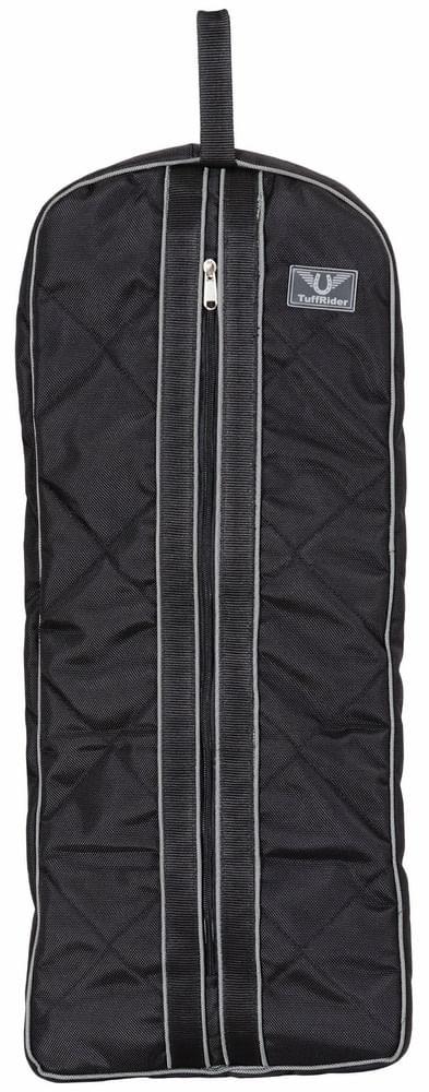 TuffRider Classic Bridle Bag - Black/Silver