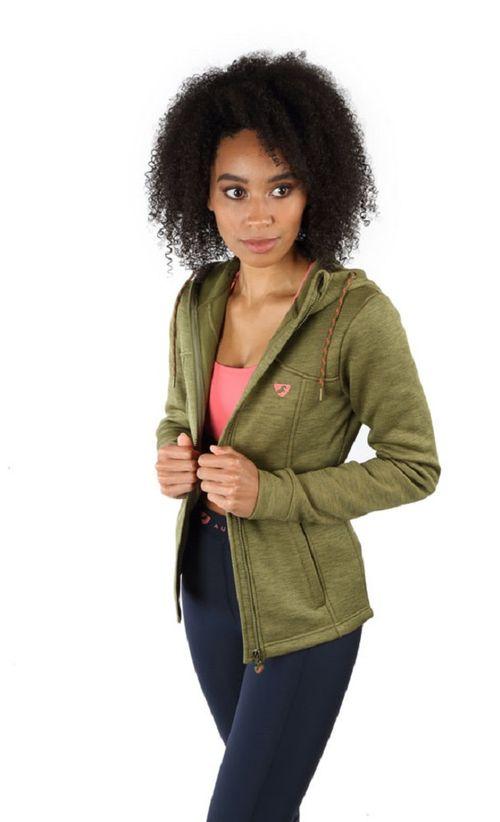 OPEN BOX: Women's Kilburn Hoodie - Large - Olive