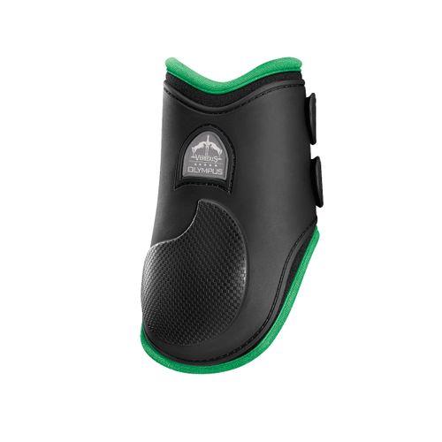 Veredus Olympus Ankle Boots - Black/Green