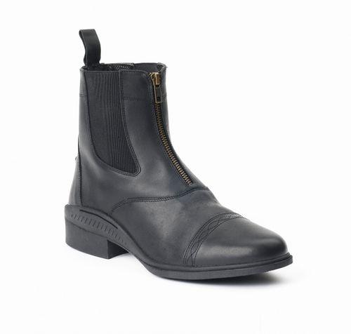 Ovation Women's Aeros Elite Zip Paddock Boot - Black