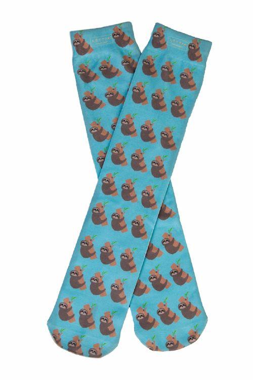 Lettia Women's Boot Socks Three Pack - Sloths