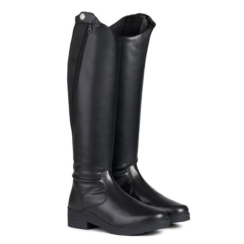 Horze Women's Hannover Tall Dress Boots - Black