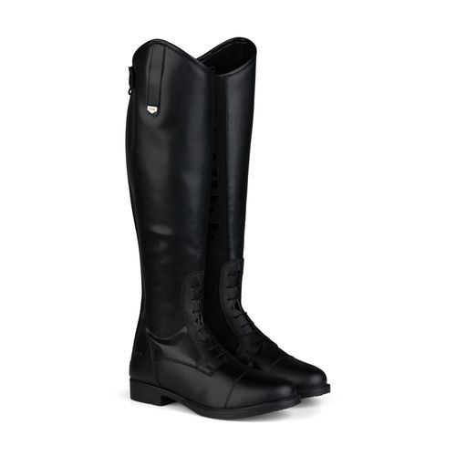 Horze Limited Edition Rover Silicone Grip Field Boots - Black