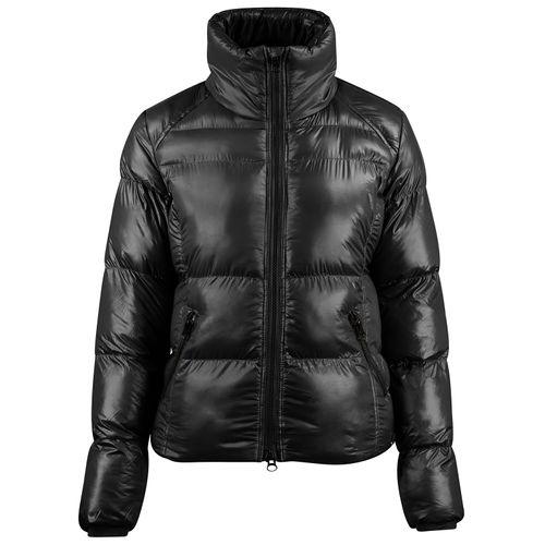 Horze Women's Rianna Puffy Winter Jacket - Black