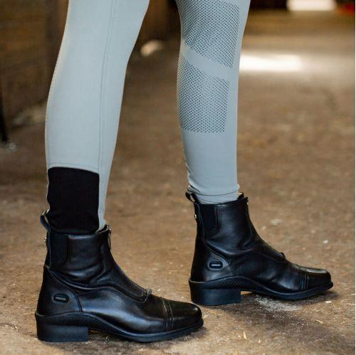 Horze Suffolk Paddock Boots - Black