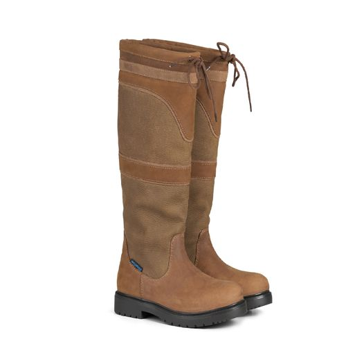 Horze Women's Cambridge Country Boots - Brown