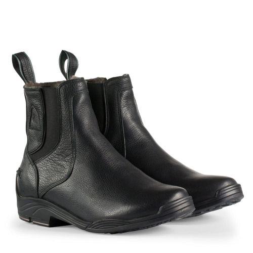 Horze Camden Winter Riding Jodhpur Boots - Black