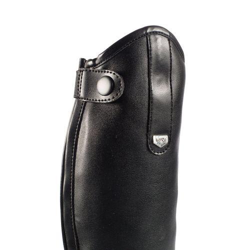 Horze Kids' Rover Tall Field Boots - Black