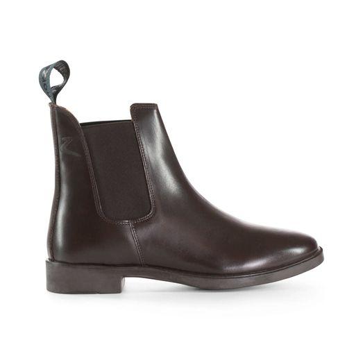 Horze Kids' Signature Jodhpur Boots - Brown