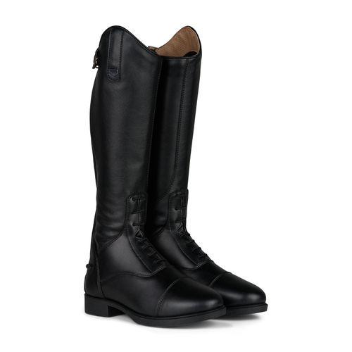 Horze Rover Tall Field Boots - Black