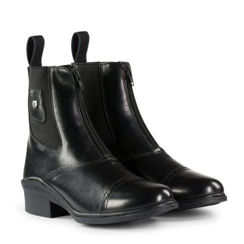 Horze Women's Sydney Paddock Boots - Black