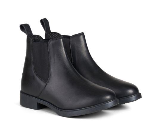 Horze Women's Dresden Jodhpur Boots - Black