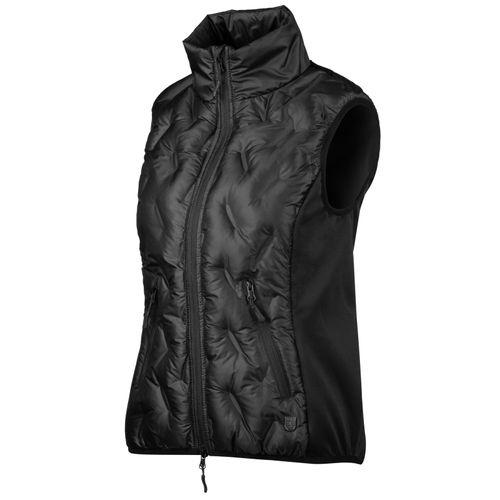 Horze Women's Shelly Light Padded Vest - Black