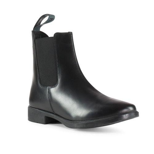 Horze Kids' Signature Jodhpur Boots - Black