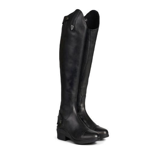 Horze Women's Duvall Tall Dress Boots - Black