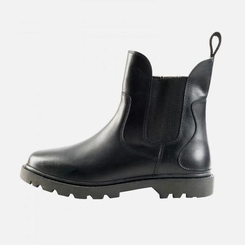 Finntack Elite Winter Driving Jodhpur Boots - Black
