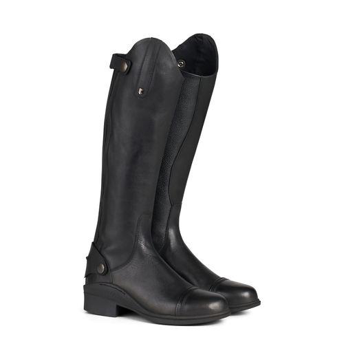 Horze Genve Teenage Tall Dress Boots - Black