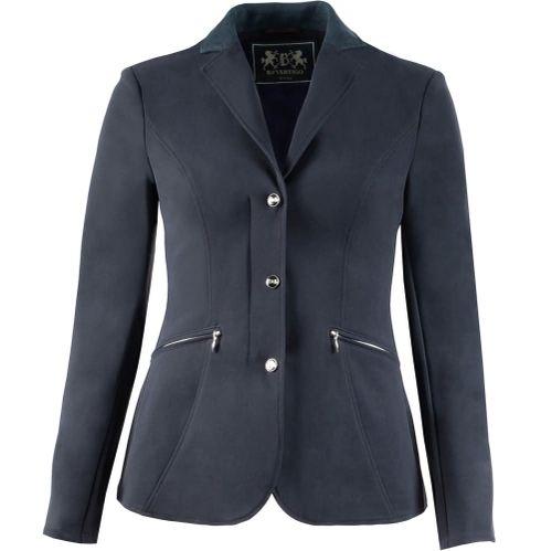 B Vertigo Women's Sonia Softshell Show Jacket - Dark Navy