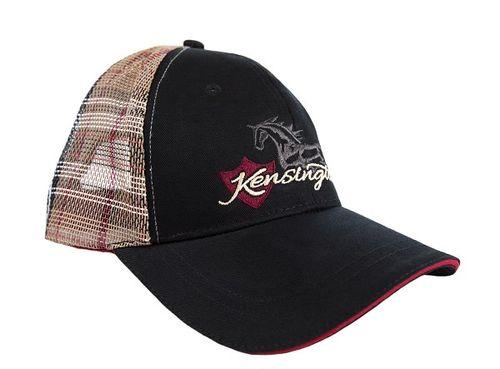 Kensington Cool Cap - Delux Black