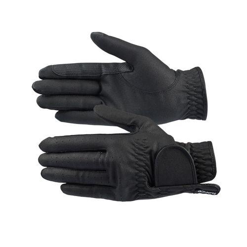 Horze Eleanor Flex Fit Riding Gloves - Black