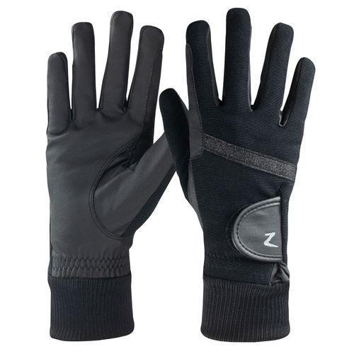 Horze Winter Cuff Gloves - Black