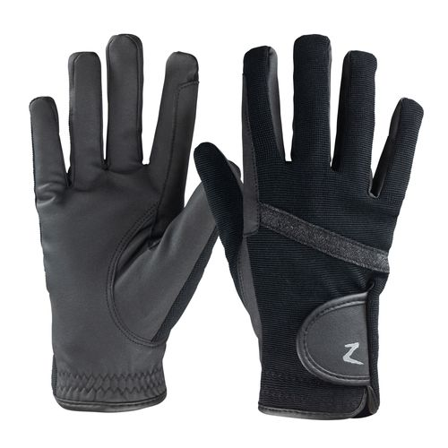 Horze Winter Gloves - Black