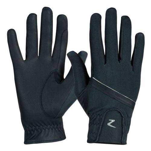 Horze Evelyn Breathable Gloves - Dark Navy