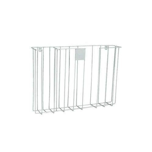 Horze Basket For Bandages - Silver