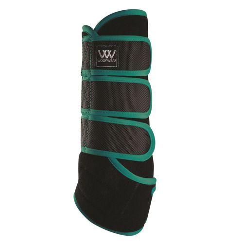 Woof Wear Training Wrap - Black/Ocean