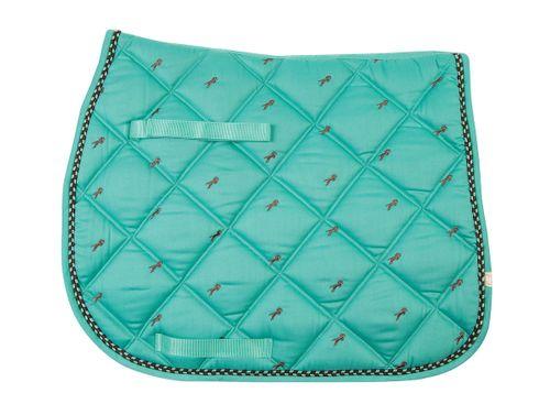 Lettia Embroidered All Purpose Pad - Seafoam/Jumper