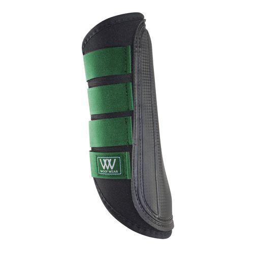 Woof Wear Single-Lock Brushing Boot - Hunter Green