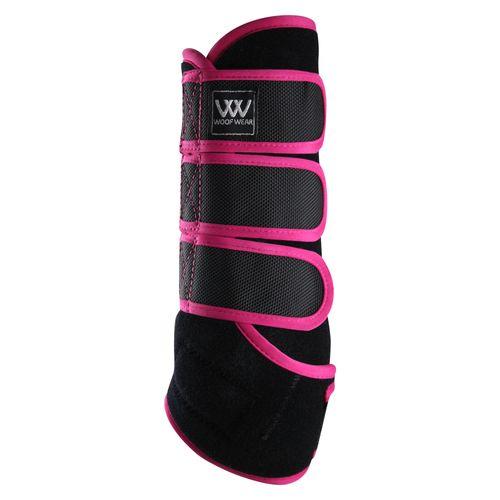 Woof Wear Training Wrap - Berry