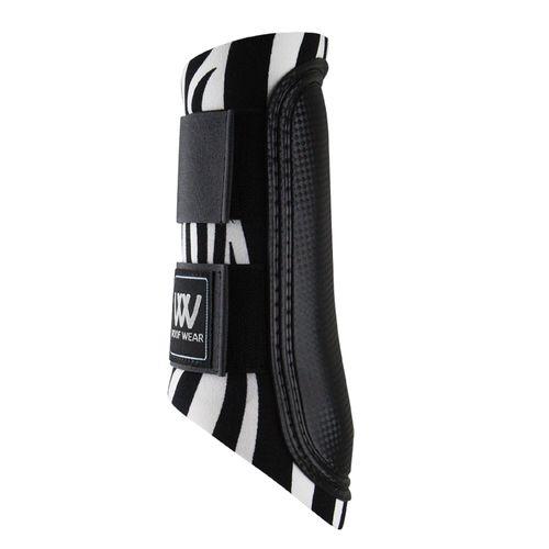 Woof Wear Sport Brushing Boot - Zebra
