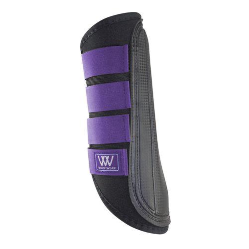 Woof Wear Single-Lock Brushing Boot - Purple