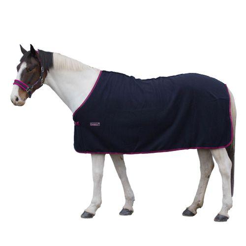 Loveson Fleece Cooler - Navy/Navy/Pink