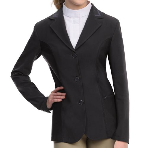 Ovation Women's Elegance Hybrid Show Coat - Black