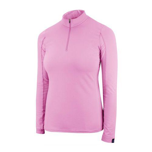 Irideon Kids' CoolDown IceFil Long Sleeve Jersey - Pink Sunrise