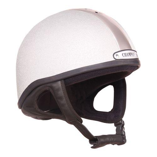 Champion Ventair Deluxe Skull Cap - Silver/Silver