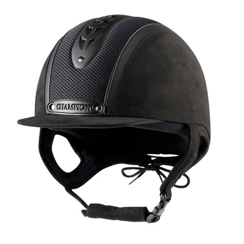 Champion Puissance Hunter Helmet - Black