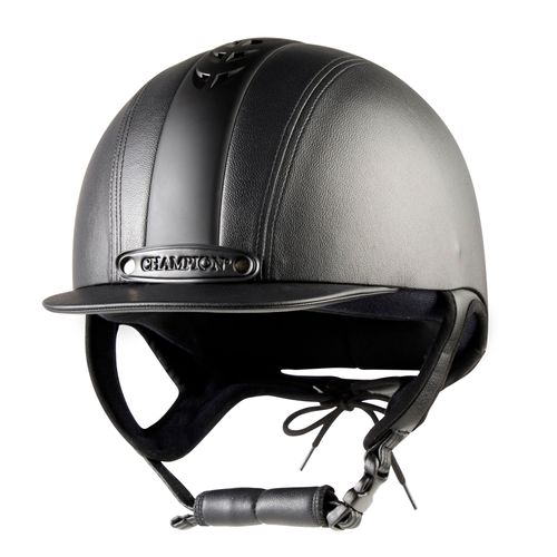 Champion Ventair Hunter Noir Helmet - Black