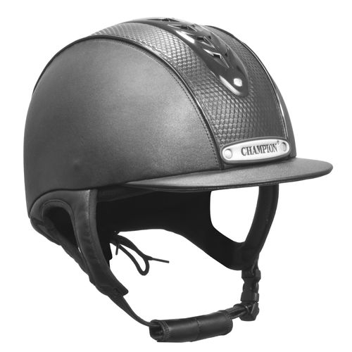 Champion Evolution Diamond Helmet - Black