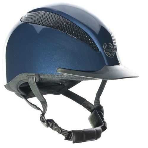 Champion Air-Tech Classic Helmet - Metallic Navy