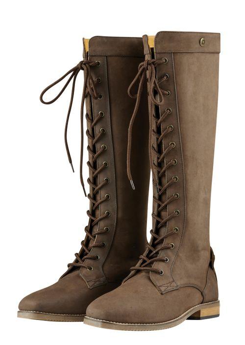 Dublin Women's Westport Country Boots - Brown
