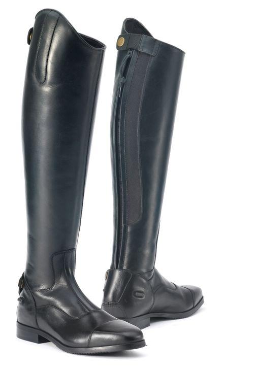 Ovation Women's Olympia Show Dress Boot - Black