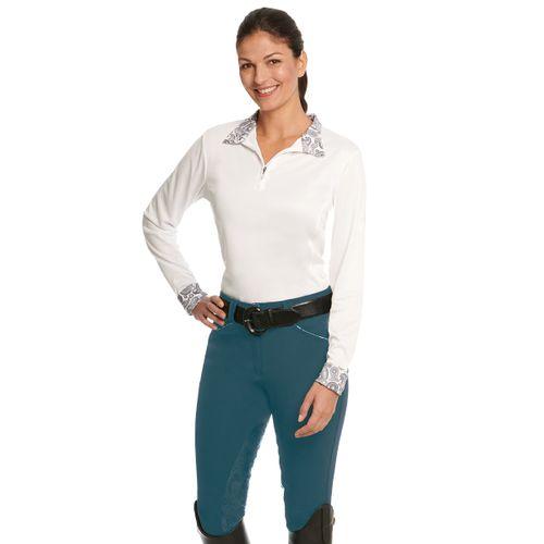 Ovation Women's Destiny Extend GripTec Knee Patch - Juniper